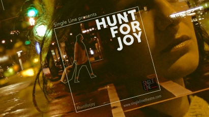 Hunt for Joy - Poster Image